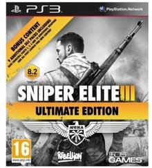 Sniper Elite 3 Afrika - Ultimate Edition PS3