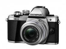 Olympus OM-D E-M10 Mark II srebrny + 14-42 EZ + 40-150 R