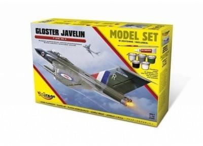 Mirage Hobby Gloster Javelin F Mk9 model set GXP-581830