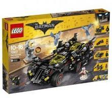 LEGO Batman Movie Super Batmobil 70917