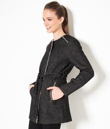 Camaeu Płaszcz z tweedową teksturą 499527_0902
