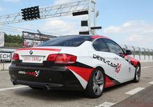 Jazda BMW BiTurbo kierowca Tor Gdańsk Pszczółki 1 okrążenie
