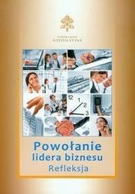 DEHON Powołanie lidera biznesu Refleksja - Wydawnictwo Księży Sercanów