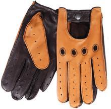Rękawiczki męskie samochodowe, rozmiar XL, Insignium