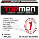Sexual Health Series TOP MEN Silny suplement na erekcję