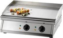 Saro Grill elektryczny, gładka - 600x400 mm 2-3030