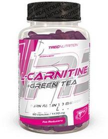 Trec L-Carnitine + Green Tea Softgel 90 caps