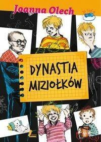 Literatura Dynastia Miziołków - Joanna Olech