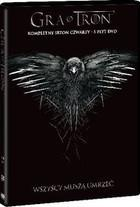 Gra o tron Sezon 4 DVD
