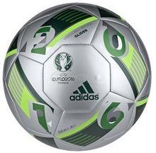 Adidas Piłka nożna, Euro 2016, rozmiar 5, AC5421