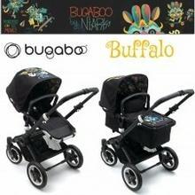 Bugaboo Buffalo- kolekcja NIARK1 - wyjątkowy wózek wielofunkcyjny