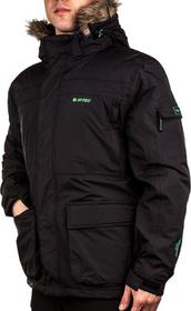 Hi-Tec Kurtka MARCUS Tecproof 5 000 BLACK/GREEN XL 5901329845110