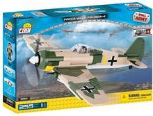 COBI Armia Focke-Wulf Fw 190 A-4 - myśliwiec niemiecki 5902251055141