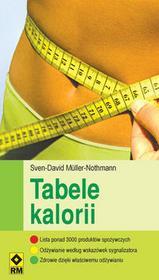 RM Tabele kalorii - Muller-Nothmann Sven-David