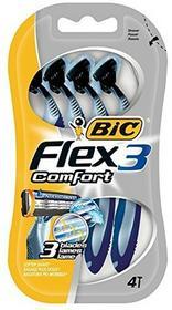 BiC Flex 3, maszynki do golenia 4 sztuki, do skóry wrażliwej 9202151