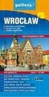 praca zbiorowa Wrocław. Plan miasta 1: 22 000 PLANJ-013
