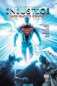 D C COMICS Injustice Ground Zero Vol. 2