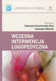 Harmonia Wczesna interwencja logopedyczna - Katarzyna Kaczorowska-Bray, Stanisław Milewski