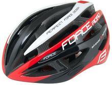 FORCE kask rowerowy czerwony 902607(8)