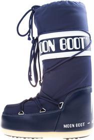 Moon Boot MB Nylon Śniegowce Niebieski 35-38 (197319)