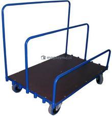WIZ Wózki Wózek platformowy 3-uchwytowy. Wym. 1200x800mm