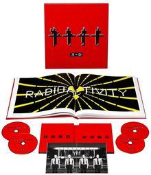 3-D The Catalogue English Version) Blu-ray) Kraftwerk