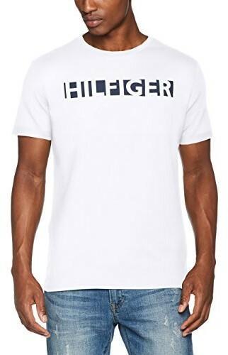 71b6aacad Tommy Hilfiger męski T-shirt RN Tee SS - xl biały (White 100)  UM0UM00262-100 – ceny, dane techniczne, opinie na SKAPIEC.pl