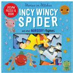 Dawn Machell Incy Wincy Spider Jigsaw and Book Set