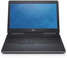 "Dell Precision M7520 15,6\"" 4K, Xeon E3, 2TB HDD, 1TB SSD, 64GB RAM, M2200M, W10Pro"