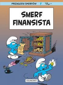 Egmont Przygody Smerfów. Smerf Finansista