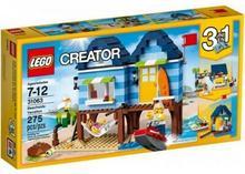 LEGO Creator Wakacje na plaży 31063