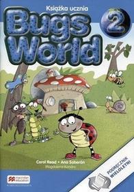 Macmillan Carol Read, Ana Soberon, Magdalena Kondro Bugs World 2