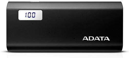 Adata Power Bank AP12500D 12500mAh Czarny 3.1A