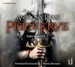 Opinie o Anthony Ryan Píseň krve - Stín krkavce 1 - 3CDmp3 (Čte Ivan Lupták, Pavel Soukup) Anthony Ryan