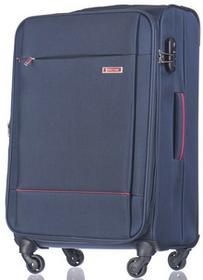 Puccini Duża walizka EM-50720 A Parma granatowa EM-50720 A 7