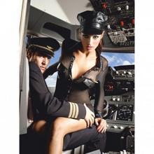Baci Lingerie Przebranie pilota - Pilot Set M/L BC001B