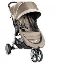 Baby Jogger City Mini SAND/STONE