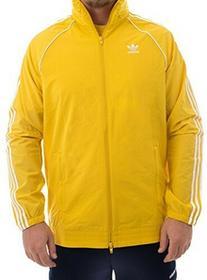 SST męska Windbreaker kurtka s żółty B0767JBBJ7