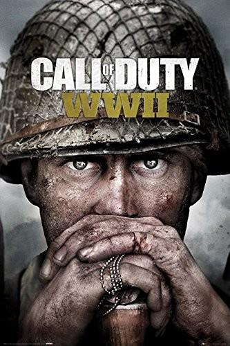 empireposter 772817, Call of Duty Stronghold  WWII Key Art plakat 772817