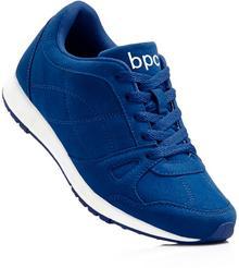 Bonprix Sneakersy ciemnoniebieski