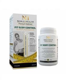 Noble Health fit body control x 50 kaps