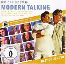 Music & Video Stars CD+DVD) Modern Talking