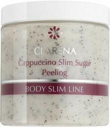 Clarena Kawowy peeling wyszczuplający do ciała - Cappuccino Slim Sugar Peeling Kawowy peeling wyszczuplający do ciała - Cappuccino Slim Sugar Peeling