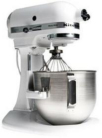 KitchenAid Mikser planetarny | Typ K 5 | biały | 325W | 230V | 260x325x(H)410mm 1005