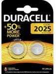 Duracell 2X CR2025 BLISTER DU124