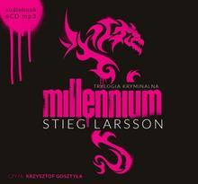 Trylogia Millennium audiobook CD) Stieg Larsson