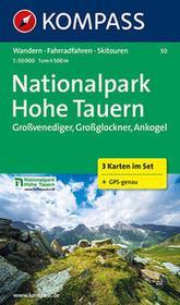 Park Narodowy Wysokie Taury Grossvendiger Ankogel - Kompass-Karten