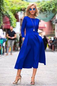 Sukienka JASMINA BLUE 004010-6