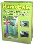 Ekobat Aktywator kompostu Humobak 1 litr