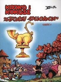 Egmont Kajko i Kokosz Złoty Puchar 1